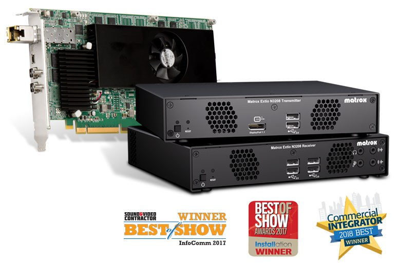 Extio 3 N3208 appliance board awards SVD 775px
