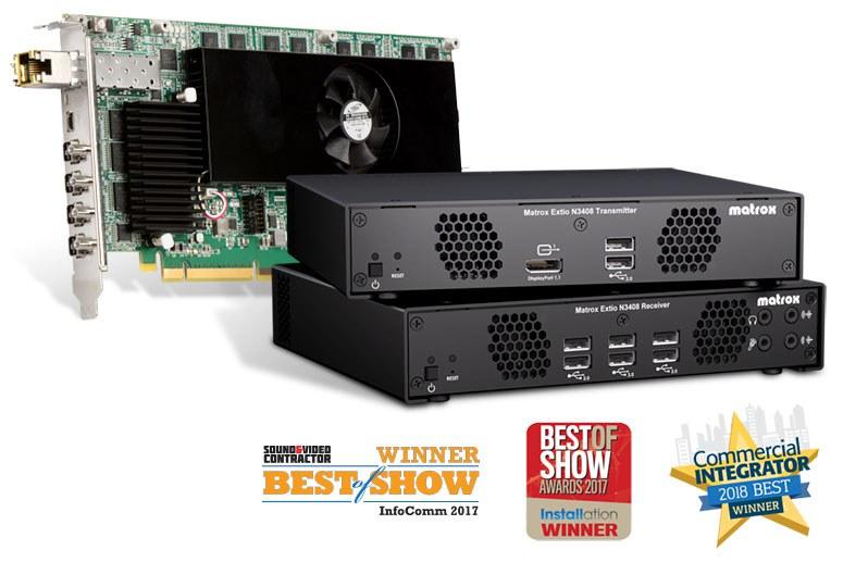 Extio3 N3408 appliance board awards SVD 775px