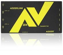 Adderlink AV208 face